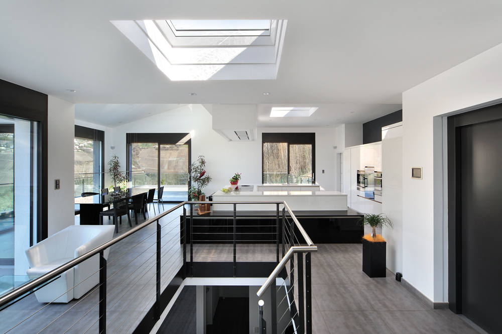 Residential Skylights Gt Glass Skylights Abba Skylights
